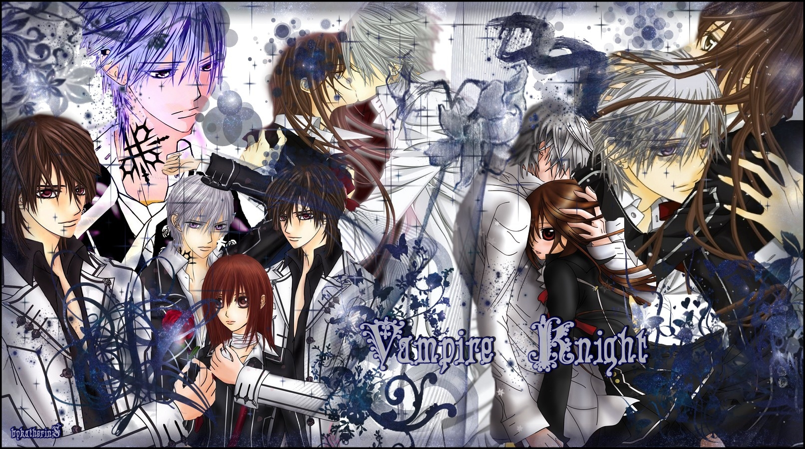 Vampire knight wallpaper and background image 1612x900 - Vampire knight anime wallpaper ...