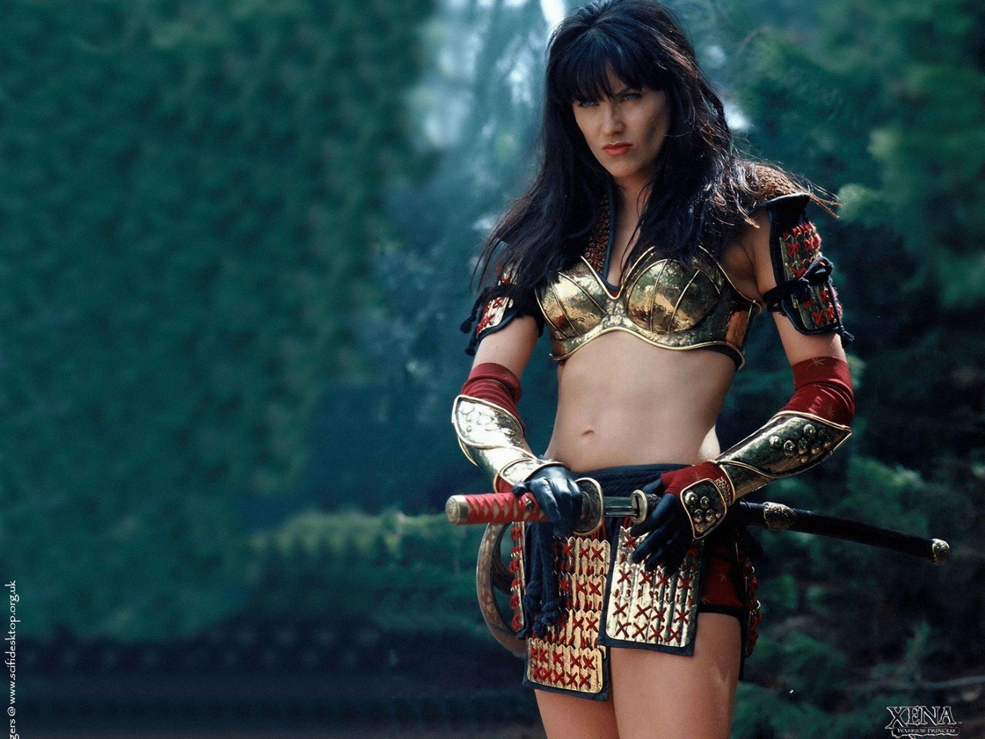 TV Show - Xena: Warrior Princess  Wallpaper
