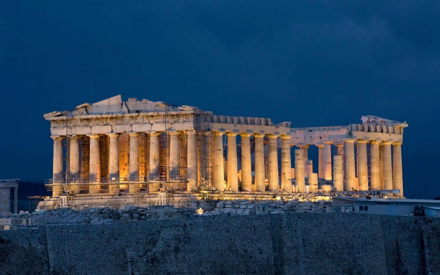 Hasil gambar untuk greek temple wallpaper