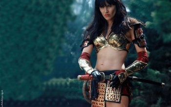 TV Show - Xena Wallpapers and Backgrounds ID : 452412