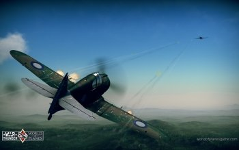 Video Game - War Thunder Wallpapers and Backgrounds ID : 452569