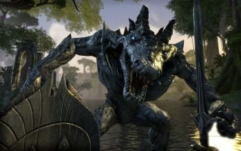 Video Game - The Elder Scrolls Online Wallpapers and Backgrounds ID : 452621