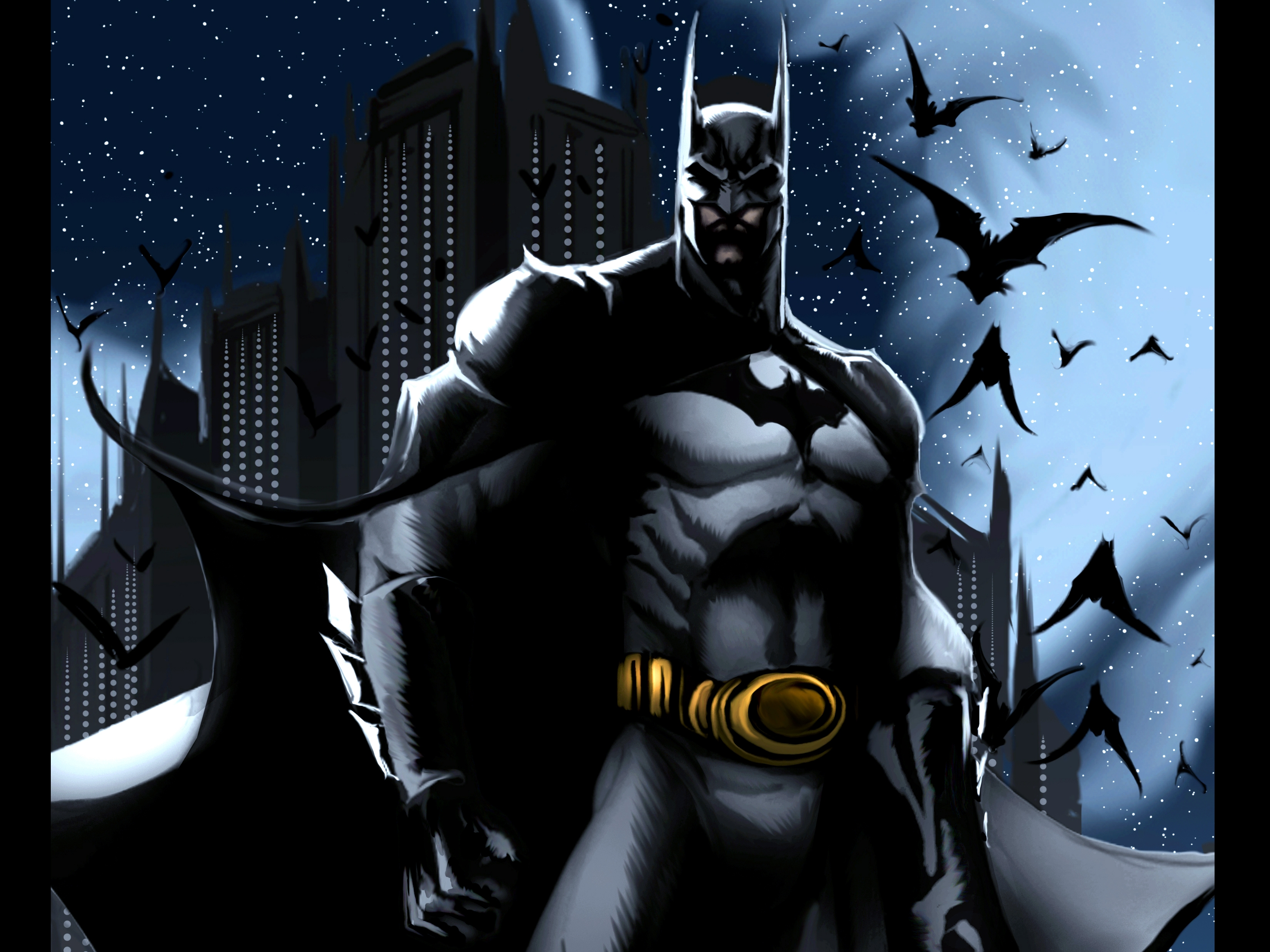 Batman Full HD Wallpaper and Background | 3300x2475 | ID ... Batman Comic Cover Wallpaper