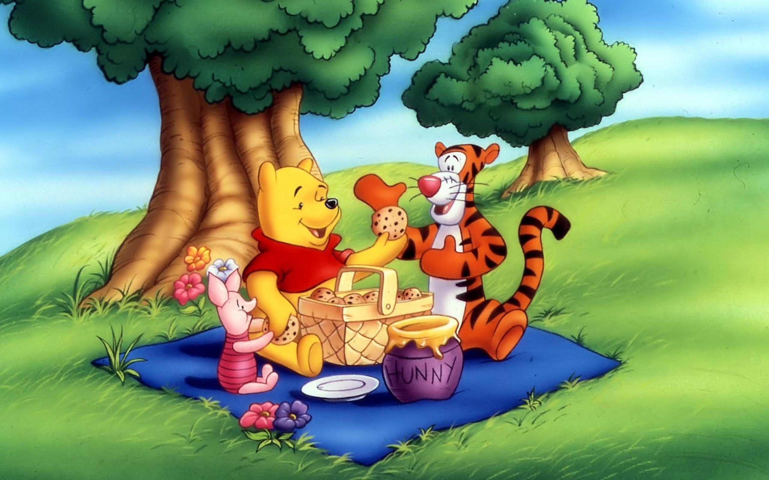 winnie the pooh Comput...