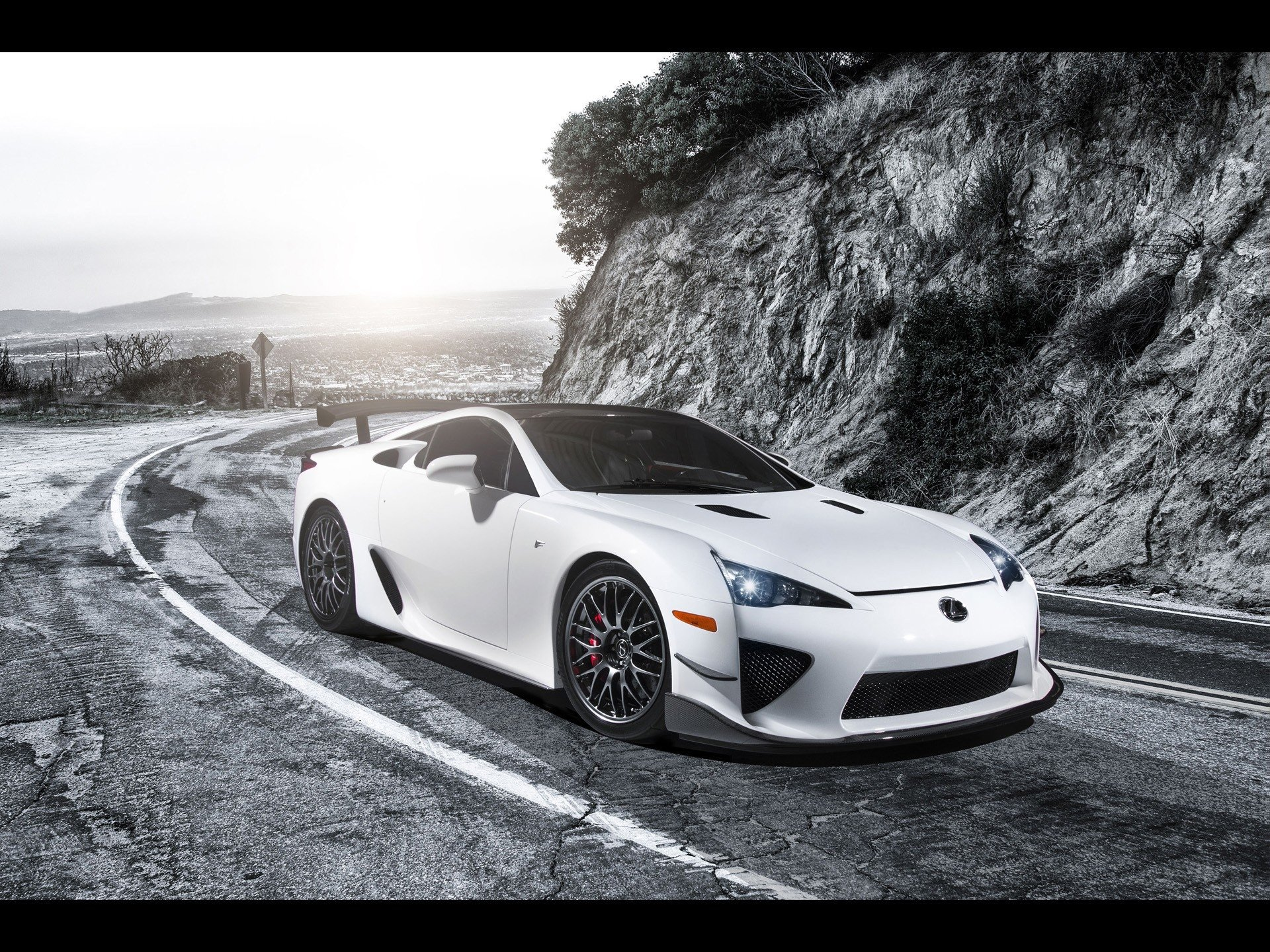41 Lexus Lfa Hd Wallpapers Background Images Wallpaper Abyss Page 2
