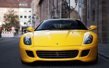 Vehicles - Ferrari 599 Gtb Fiorano Wallpapers and Backgrounds ID : 453476