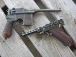 Preview Mauser Pistol