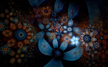 Abstrakt - Fractal Wallpapers and Backgrounds ID : 454298
