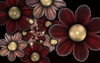 Abstrakt - Fractal Wallpapers and Backgrounds ID : 454304