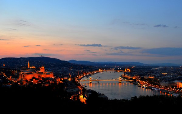 Man Made Budapest Cities Hungary HD Wallpaper | Background Image