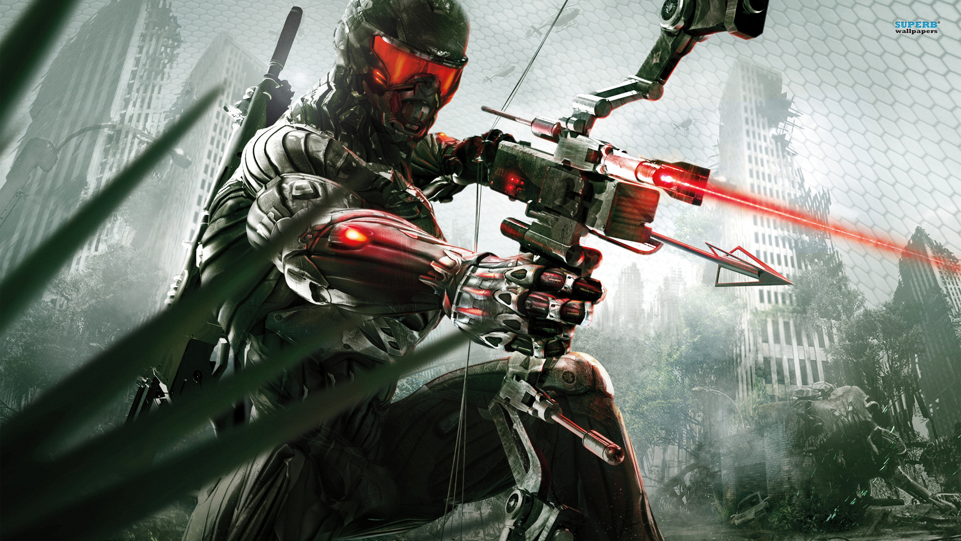 Crysis 3 Full HD Wallpaper And Background Image