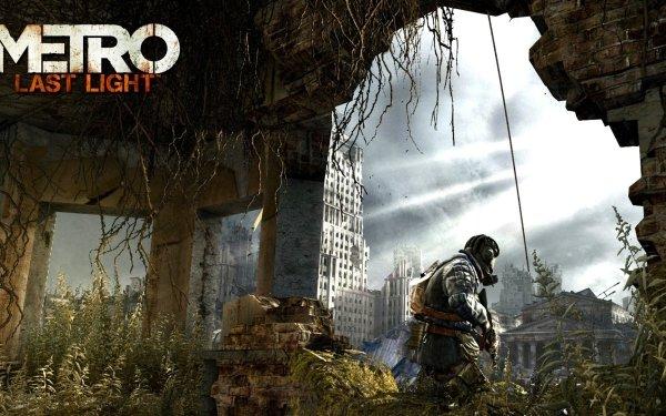 Video Game Metro: Last Light Metro HD Wallpaper | Background Image