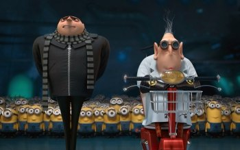 Movie - Despicable Me 2 Wallpapers and Backgrounds ID : 456036