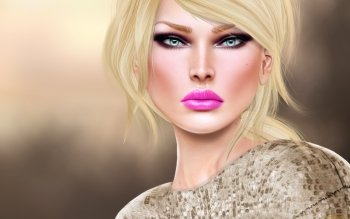 CGI - Women Wallpapers and Backgrounds ID : 456278