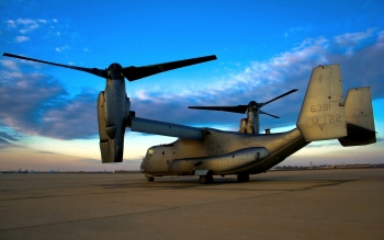 Militärisch - Bell Boeing V-22 Osprey Wallpapers and Backgrounds ID : 456640