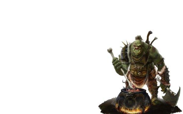 Fantaisie Orc Fond d'écran HD | Image