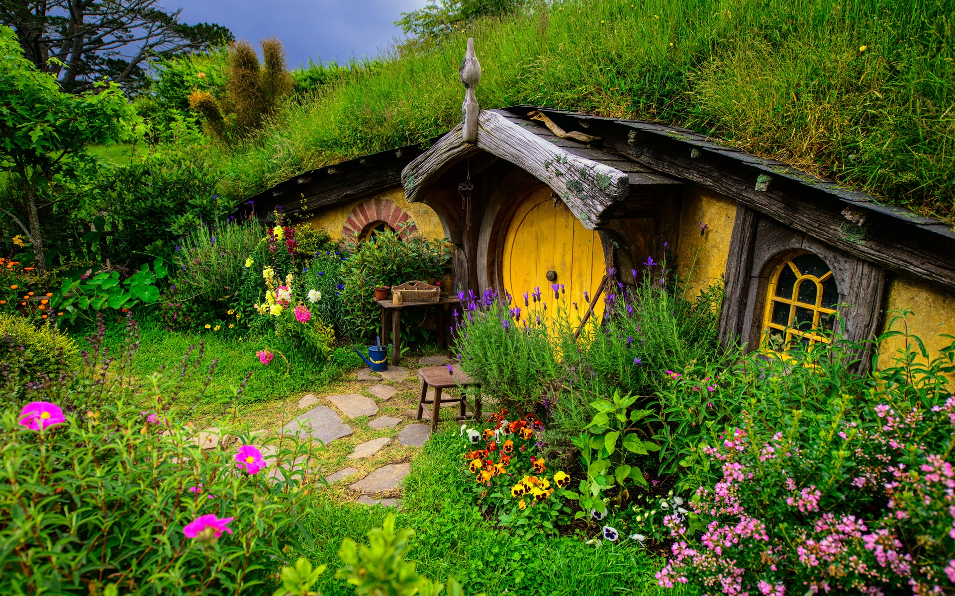 Nature home wallpaper