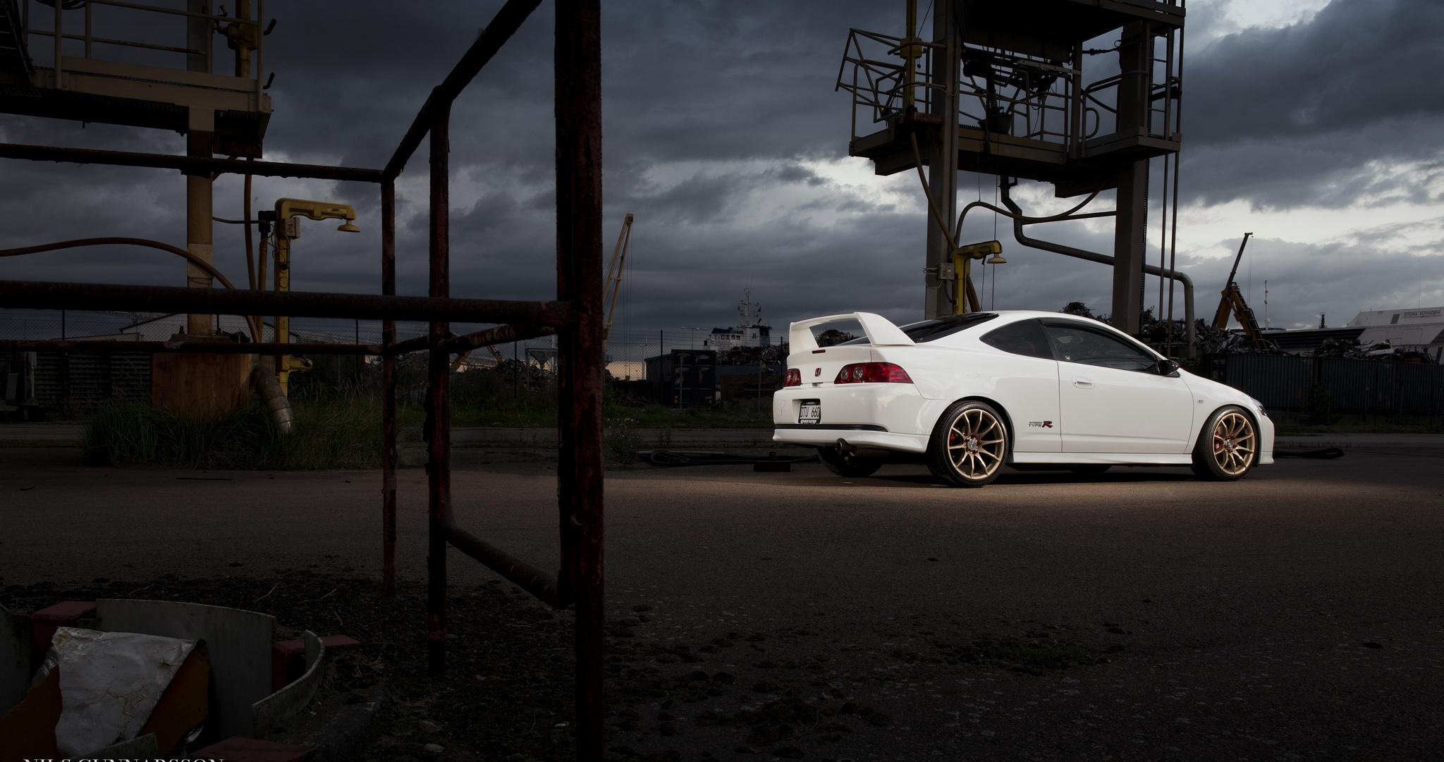 Car Cover  Acura Integra