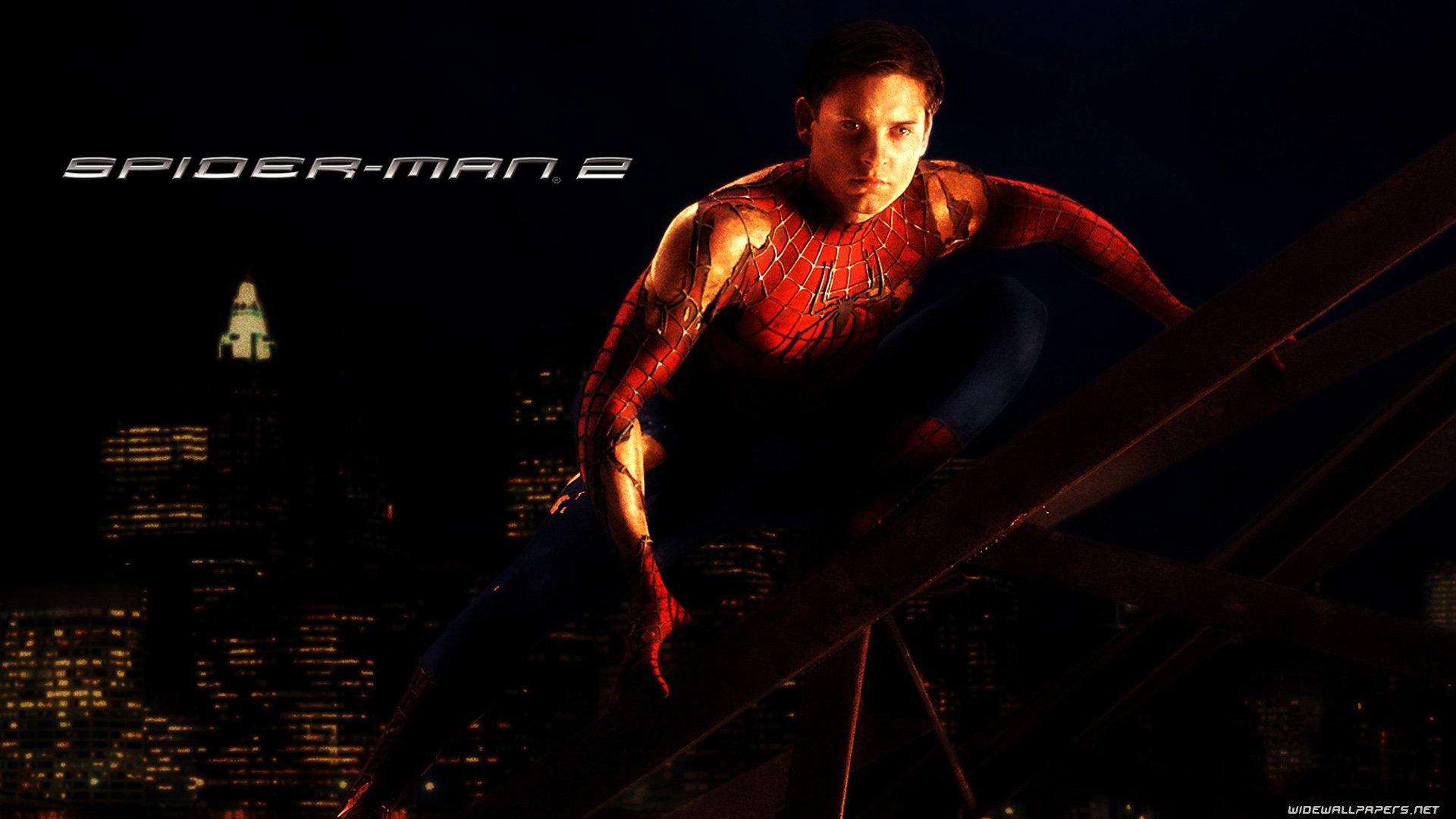 Spider Man 2 Hd Wallpaper Background Image 1920x1080 Id 457872