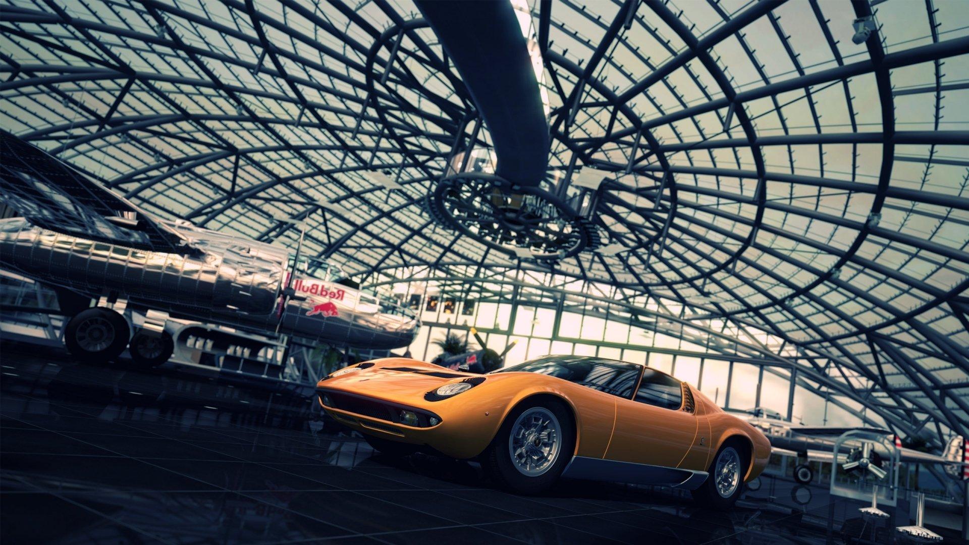 23 Lamborghini Miura Hd Wallpapers Background Images Wallpaper Abyss
