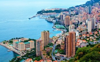 Man Made - Monaco Wallpapers and Backgrounds ID : 457317