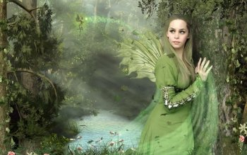 Fantasy - Fairy Wallpapers and Backgrounds ID : 457389