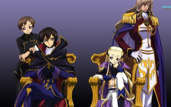 Anime - Code Geass Wallpapers and Backgrounds ID : 457854