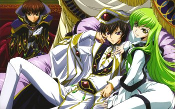 Anime - Code Geass Wallpapers and Backgrounds ID : 457868