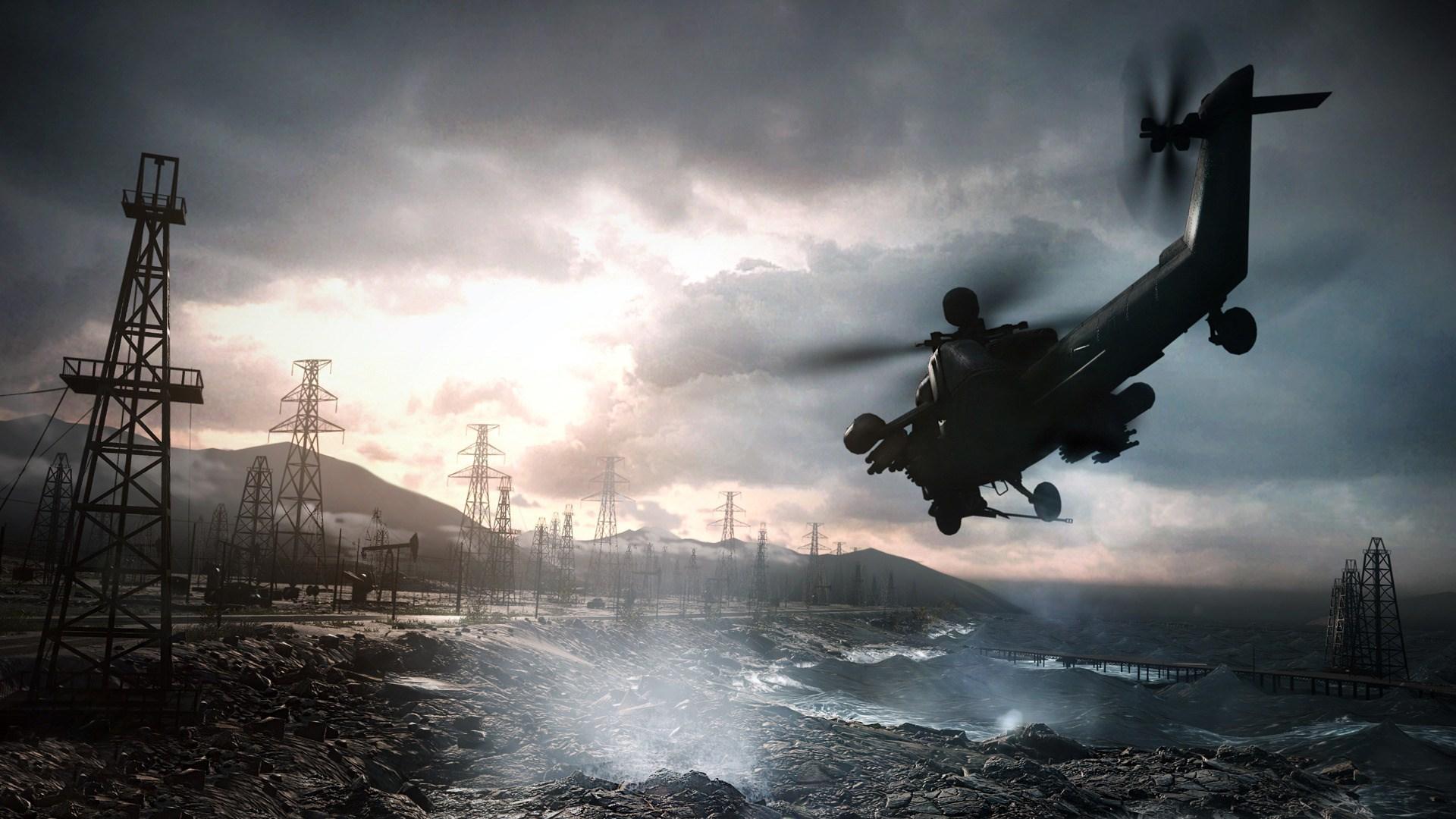 Battlefield 4 Computer Wallpapers, Desktop Backgrounds ...