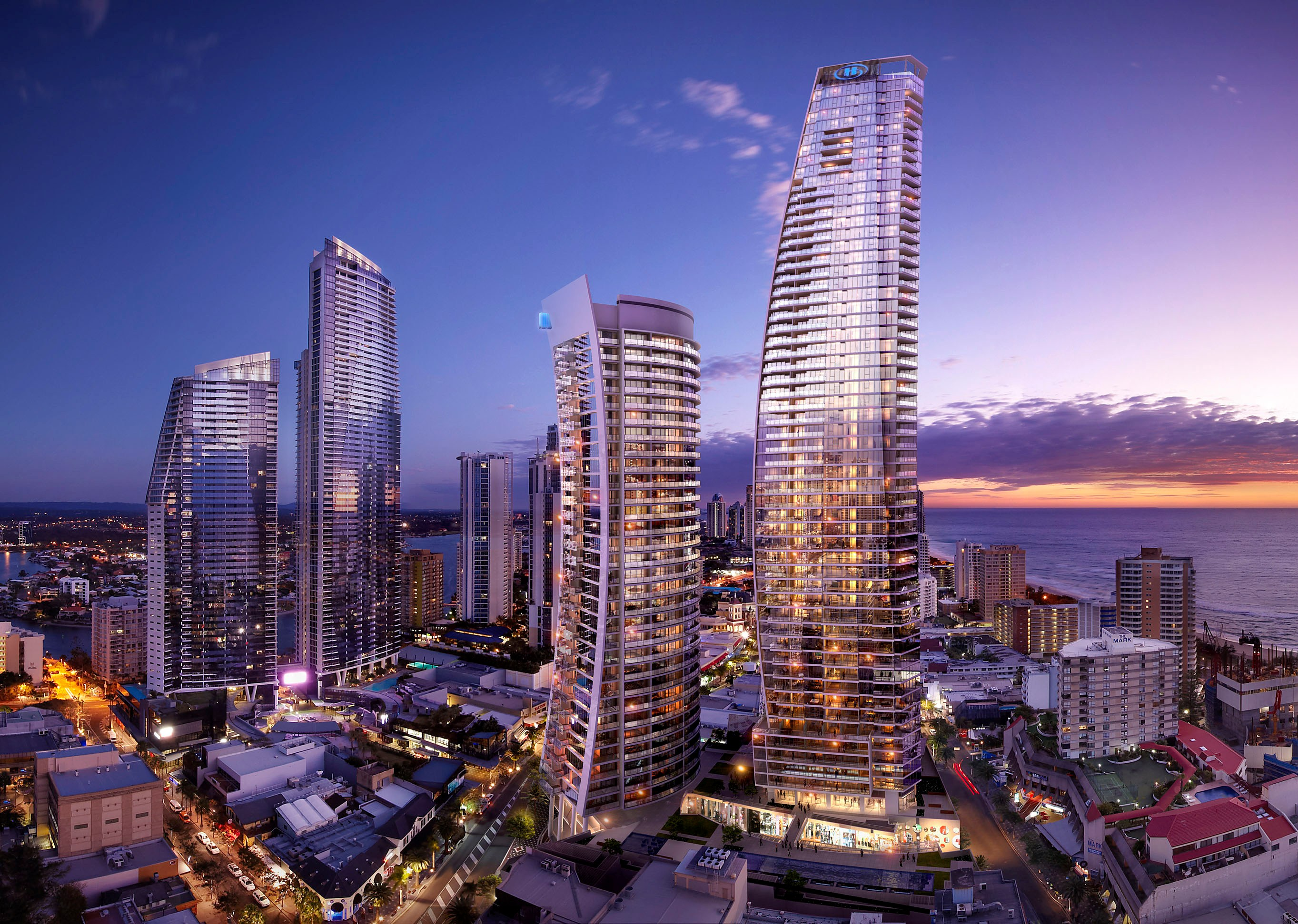 6 Surfers Paradise Hd Wallpapers Background Images