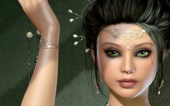 CGI - Women Wallpapers and Backgrounds ID : 458801