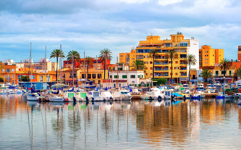 Palma de mallorca full hd wallpaper and background image - Mallorca pictures ...