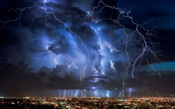 Photography - Lightning Wallpapers and Backgrounds ID : 459669