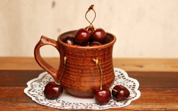 Alimento - Cherry Wallpapers and Backgrounds