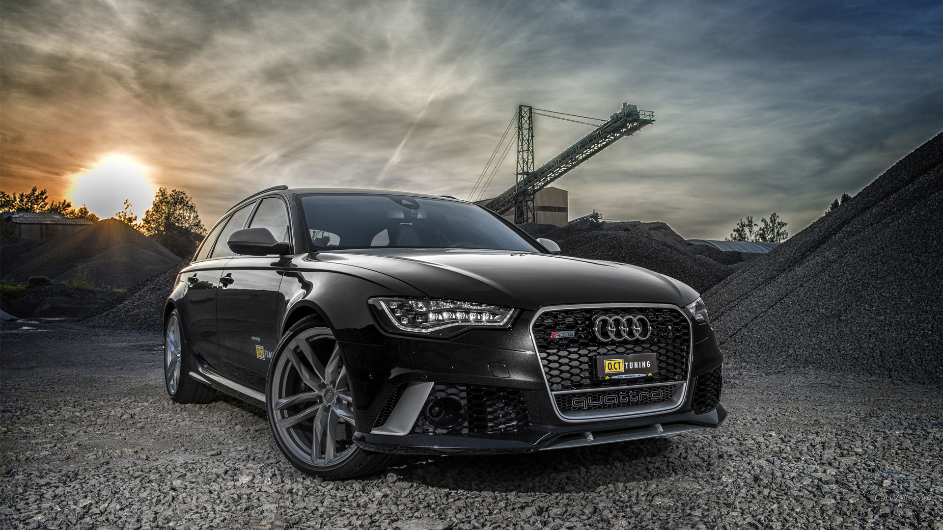 Audi Rs6 Full Hd Wallpaper And Background Image