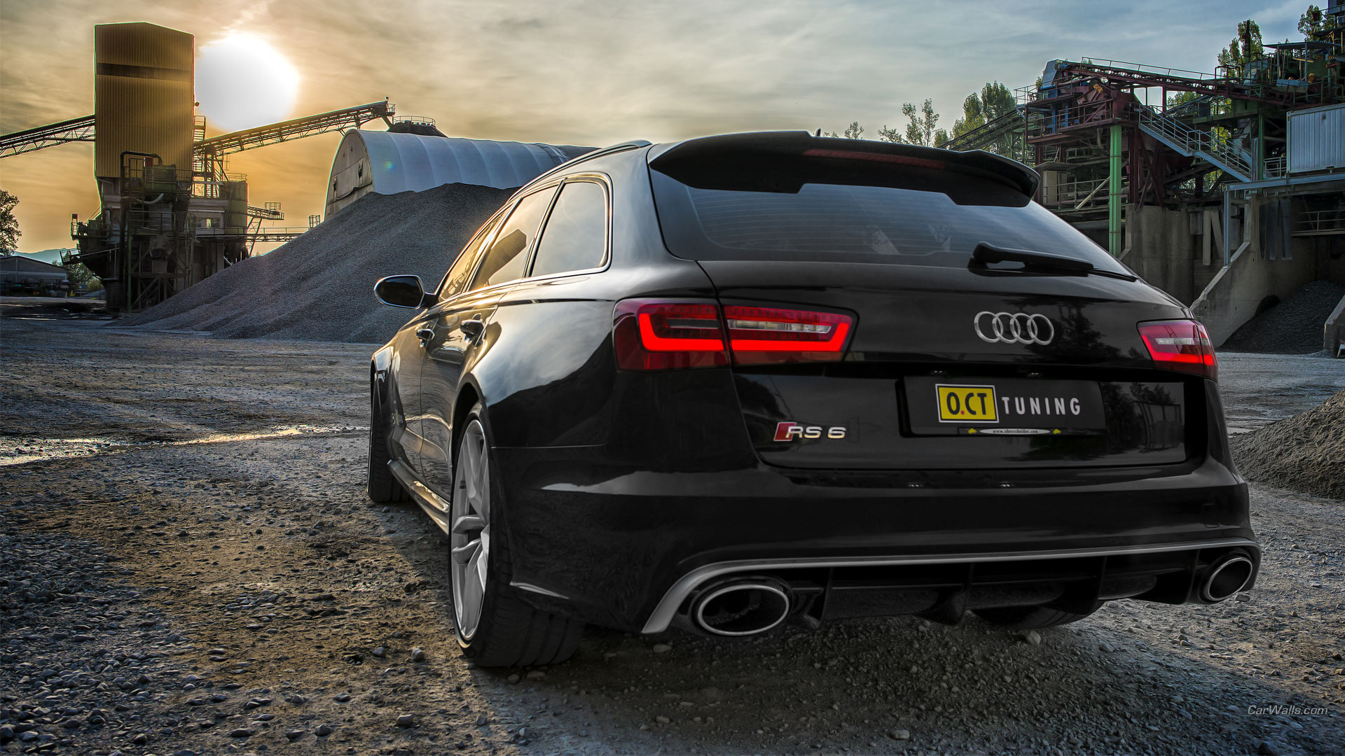 Audi Rs6 Full Hd Wallpaper And Achtergrond 1920x1080
