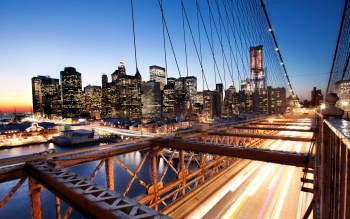 Man Made - Brooklyn Bridge Wallpapers and Backgrounds ID : 461036
