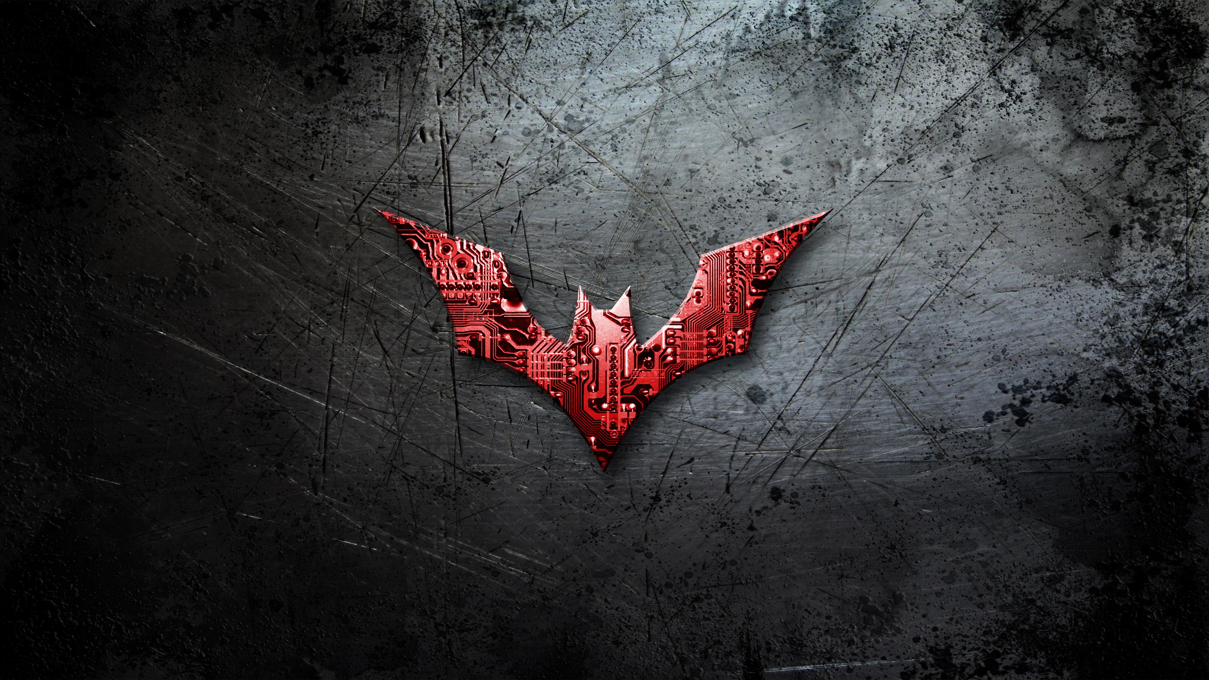 Batman 4k Ultra Papel De Parede HD