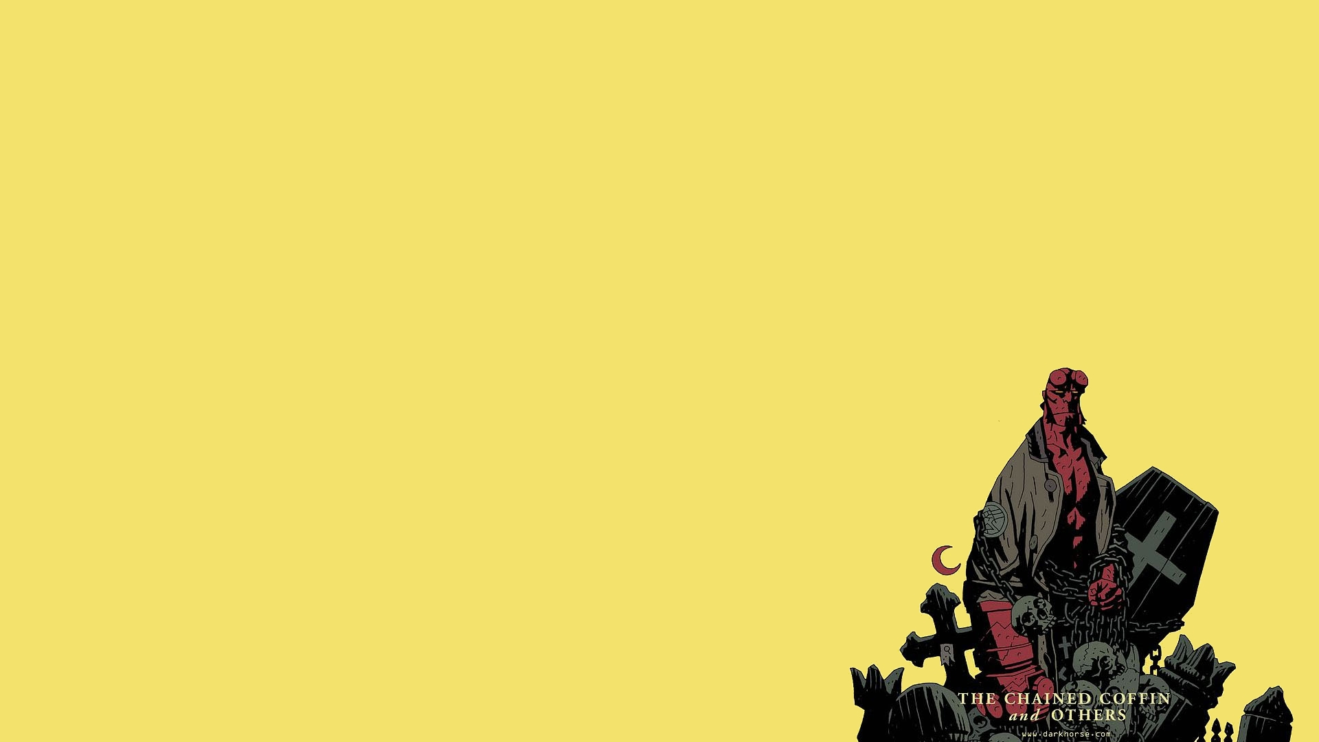 1920x1080 Hd Wallpaper Background Image: Hellboy HD Wallpaper