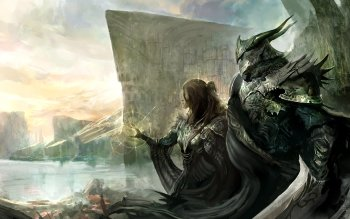 Fantasy - Warrior Wallpapers and Backgrounds ID : 463133