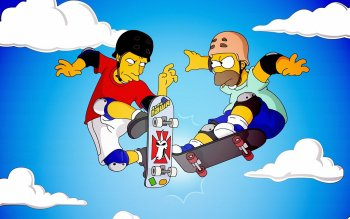 Televisieprogramma - The Simpsons Wallpapers and Backgrounds ID : 463282