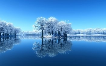 Earth - Winter Wallpapers and Backgrounds ID : 464030