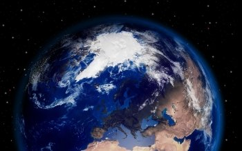 Earth - From Space Wallpapers and Backgrounds ID : 464109