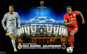Sports - Uefa Champions League Wallpapers and Backgrounds ID : 464201