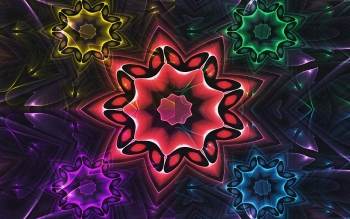 Abstract - Fractal Wallpapers and Backgrounds ID : 464617