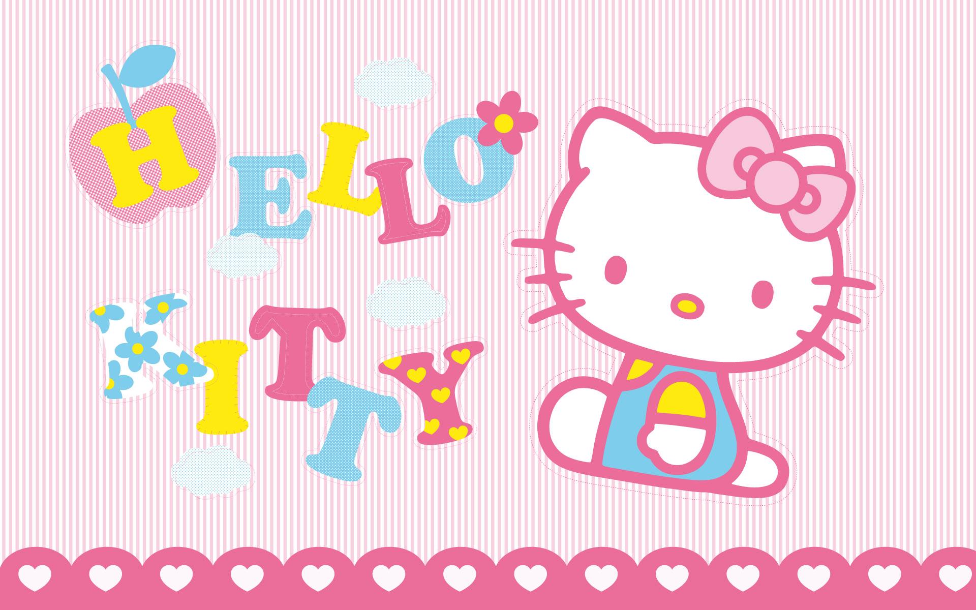 Hello kitty images hello kitty hd wallpaper and background - Anime Hello Kitty Wallpaper