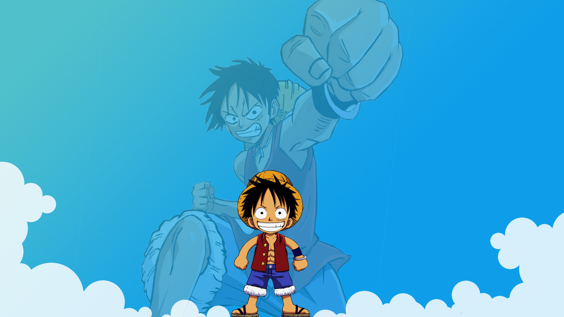 Luffy One Piece Hd Wallpaper Background Image