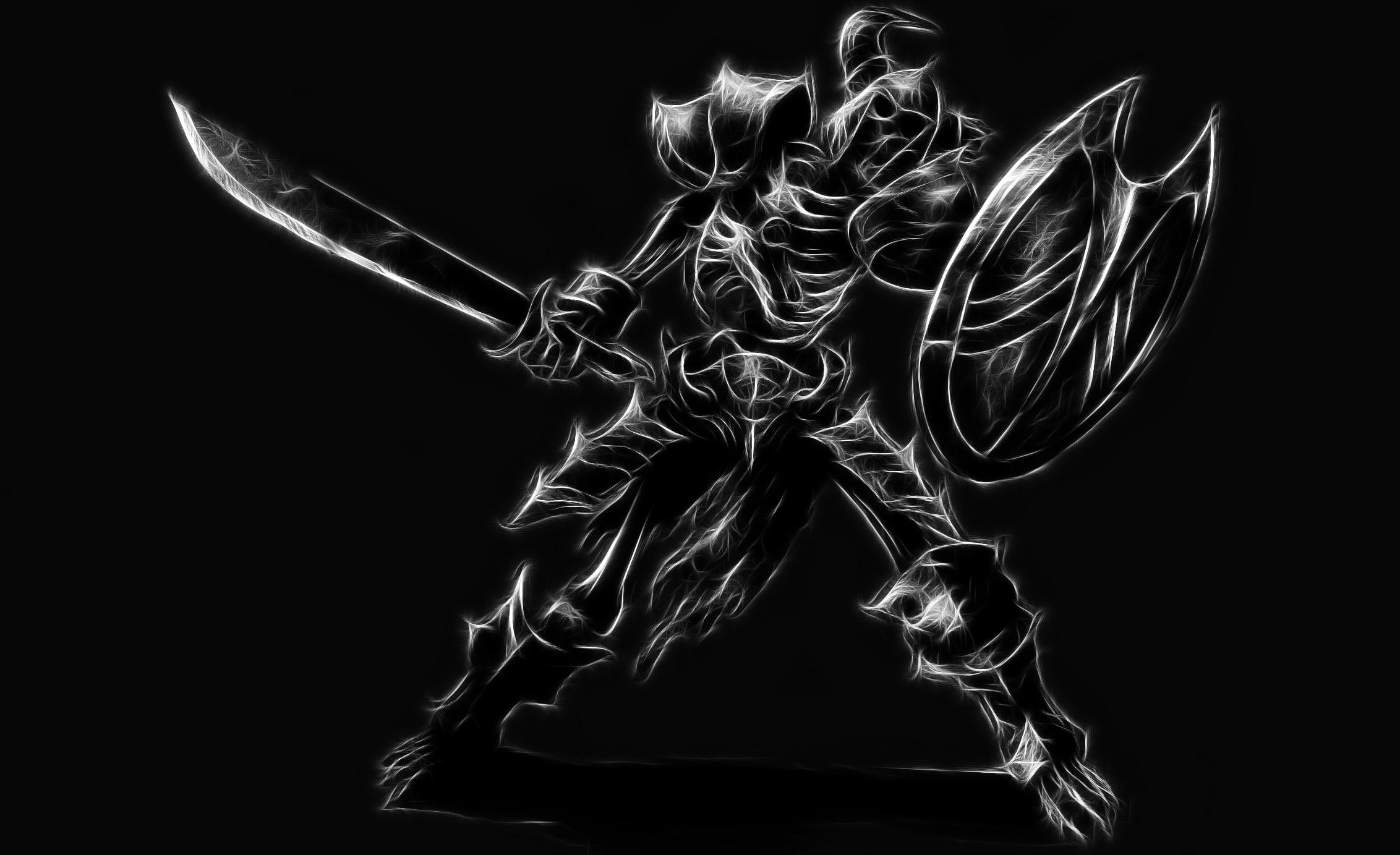 Warrior HD Wallpaper | Background Image | 2264x1383 | ID ...