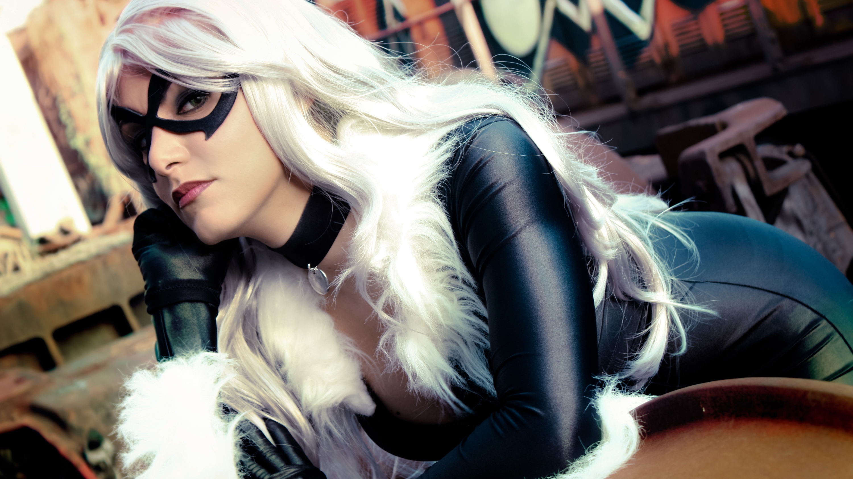 marvel women full hd cosplay