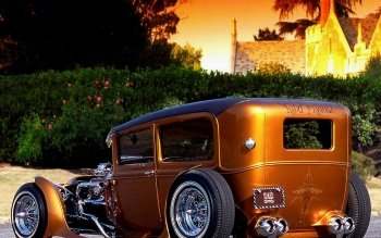 Vehicles - Hot Rod Wallpapers and Backgrounds ID : 465544
